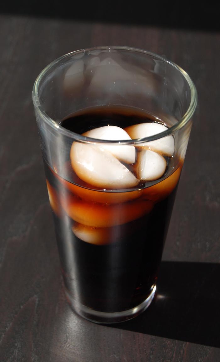 Diet coke glass blog